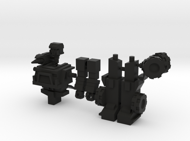 Hound minifigure 3d printed