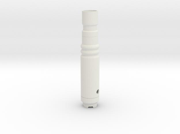 sonic body human in White Natural Versatile Plastic