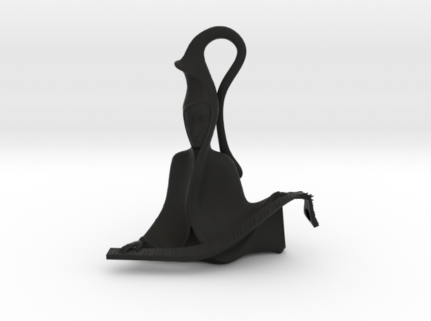 Harmony Sculpture 3d printed