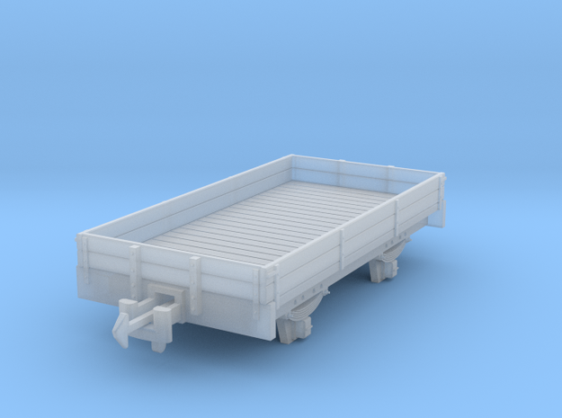 TTn3 2plank dropside wagon 3d printed