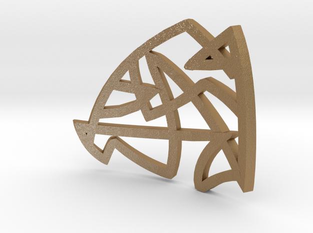 graf pendant 3d printed