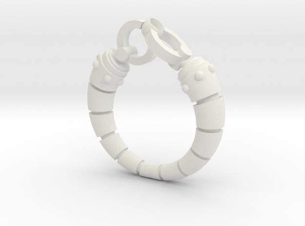 Robot arm Ring 3d printed