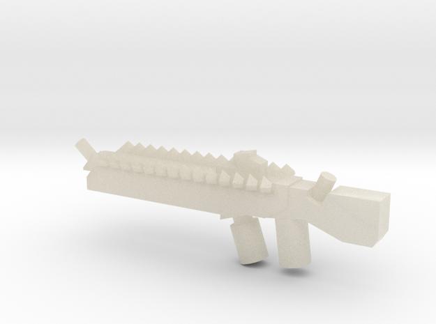 Alien Machine Gun 3d printed