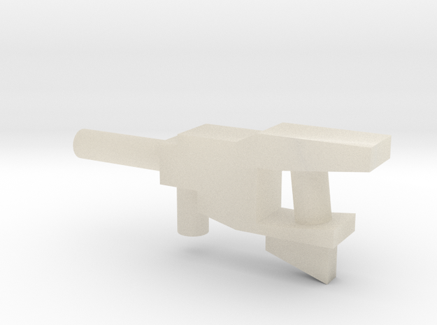 SRX Bullpup Rifle with Foregrip 3d printed