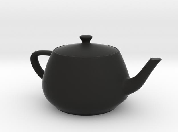Teapot_keyfob_2cm 3d printed