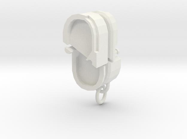 Heartbox Locket (Bee) 3d printed