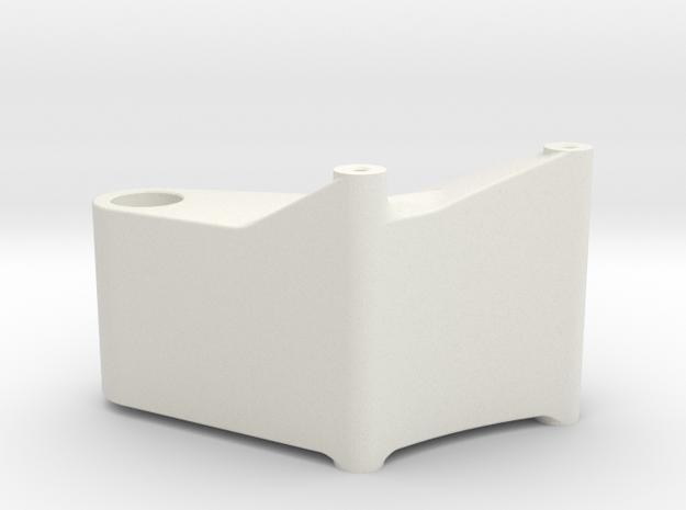 SB5 Rear Swingarm BOX DESIGN in White Natural Versatile Plastic