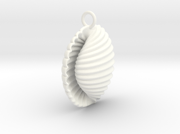 Ando Pendant 3d printed
