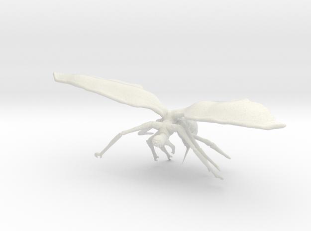 Migo in White Natural Versatile Plastic