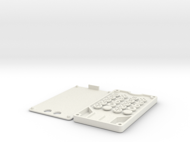 Dicecard 100 3d printed