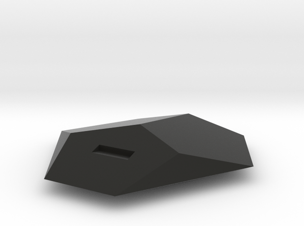 Asp- with window 3d printed