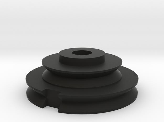 imperial disc greeblie 3d printed