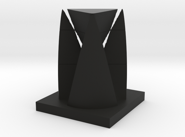 [15] Affine Form of 4 - A1 Type Singularities 3d printed
