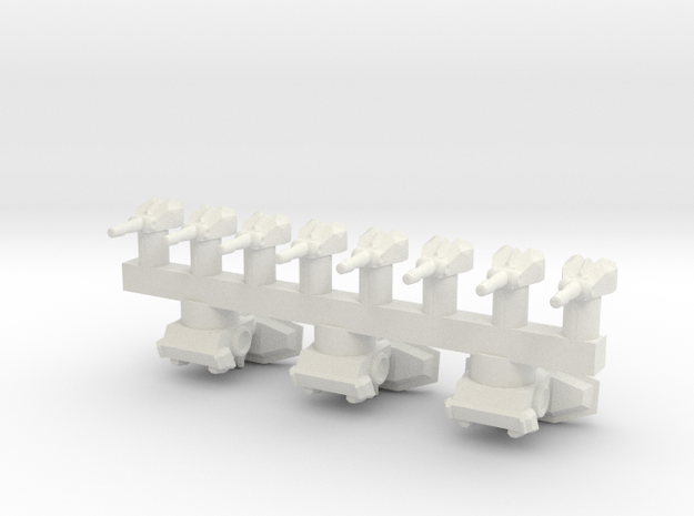 Spare Turrets 3d printed