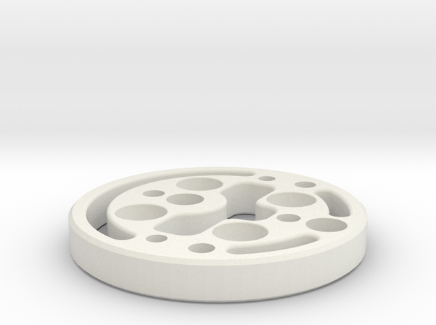 MO-1800-437-105__M1iA_AdapterPlate LessMaterial in White Strong & Flexible