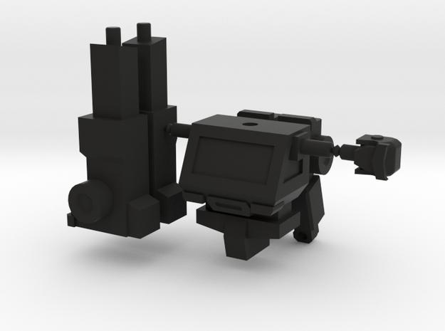 Ratchet minifigure 3d printed