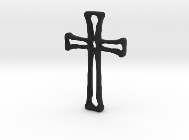 Cross Pendant (3cms) 3d printed
