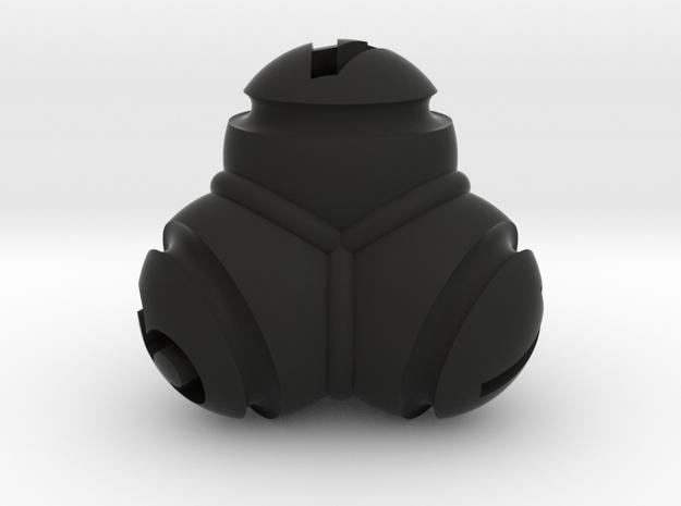 Tetrablob (large) 3d printed