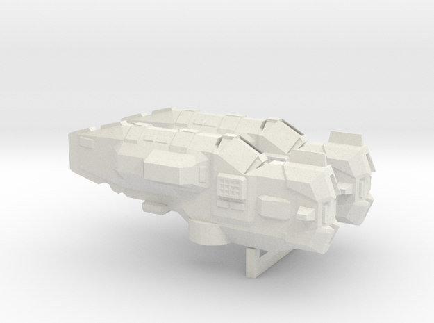USF Heavy Frigate x 2 in White Strong & Flexible