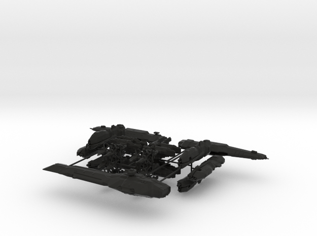 USF Fleet 3d printed