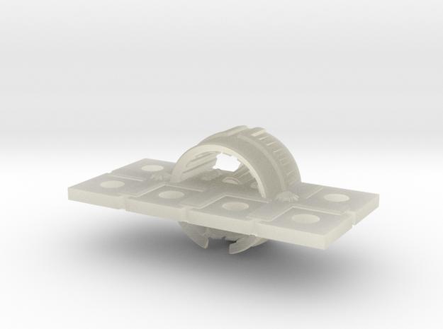 Zyphon Lion's Mane Class Light Destroyer 3d printed