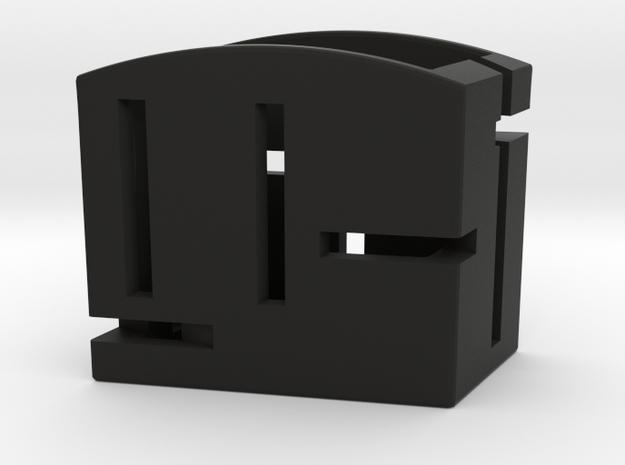 Card Holder Smooth Sides 3d printed