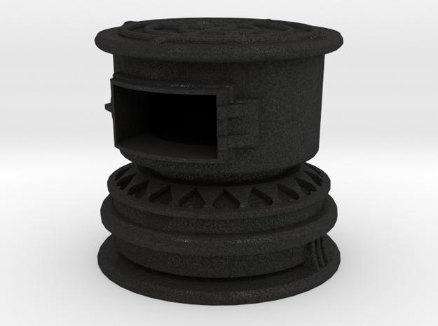 peteroleum 3d printed