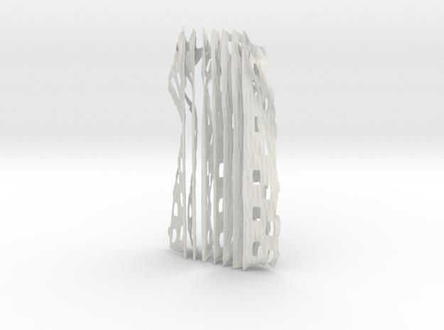 CLOTH in White Natural Versatile Plastic