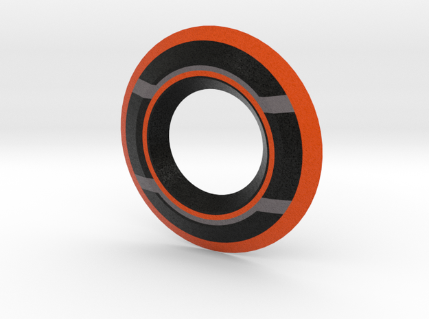 Tron ID Disk 3d printed
