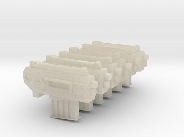 Mrk 1 Pistols 3d printed