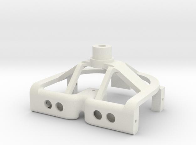 servoframe (3-axis camera gimbal for GoPro)  in White Natural Versatile Plastic
