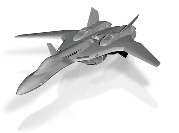 Macross YF-19 3d printed