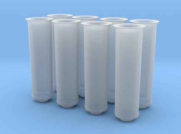 1/16 Tall Weber Velocity Stacks 3d printed