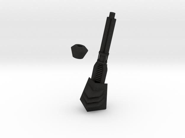 TRex Brainbox cannon 3d printed