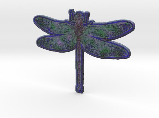 Dragonfly I in Full Color Sandstone