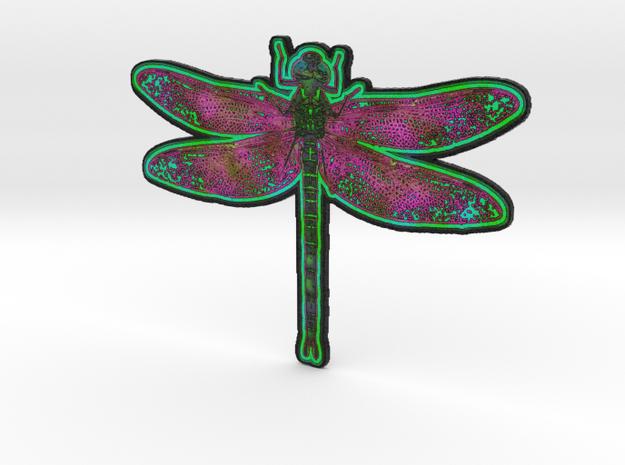 Dragonfly B in Full Color Sandstone