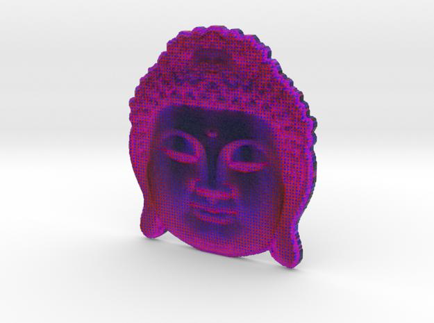 BuddhaPurple in Full Color Sandstone