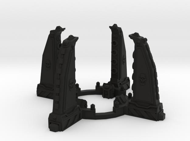 Plasma Power Gen 3d printed