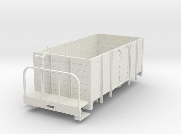 Oe high side wagon with brake platform 3d printed