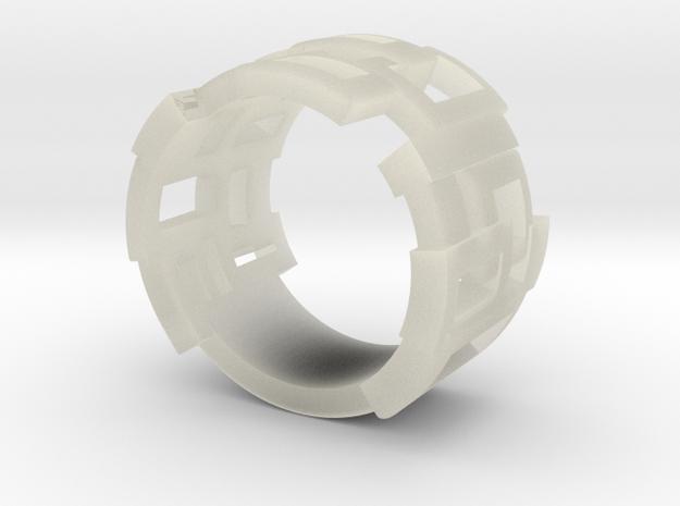 Box ring large 3d printed