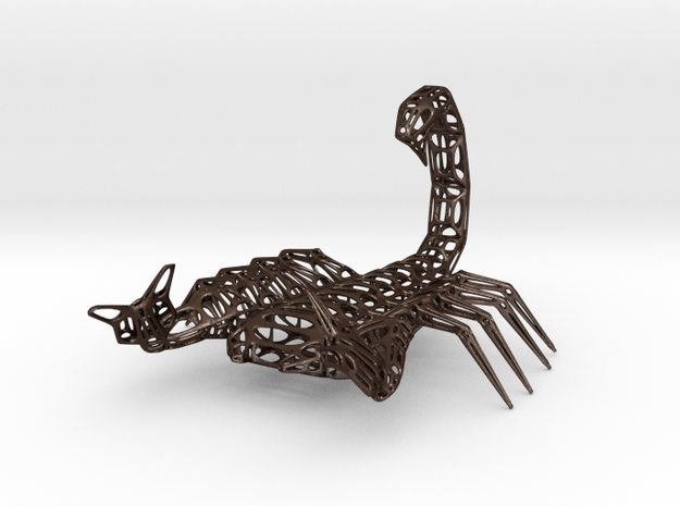 Scorpio 3d printed