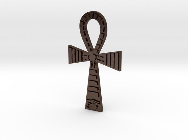 Egyptian Ankh Pendant 3d printed