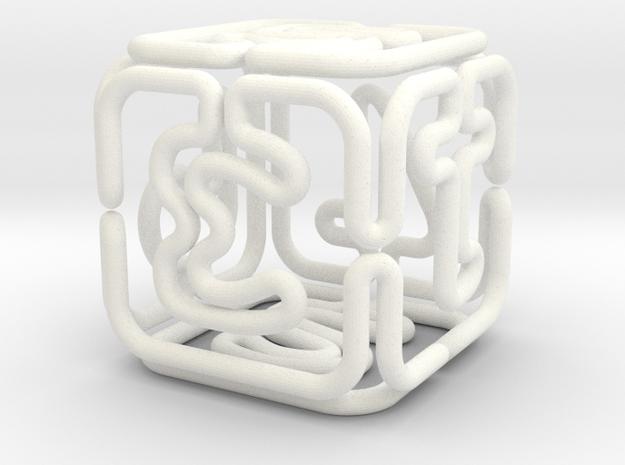 Extruded Pipe Die D6 3d printed