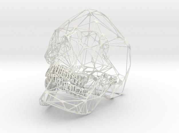 Hedricskull 3d printed