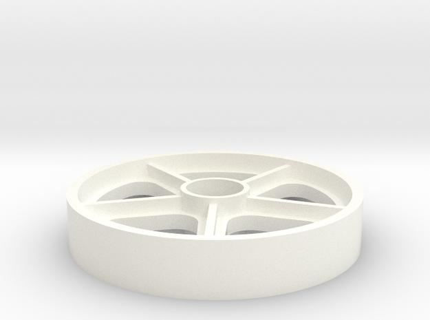 45 RPM Adaptor - Skyway BMX Mag Wheel 3d printed