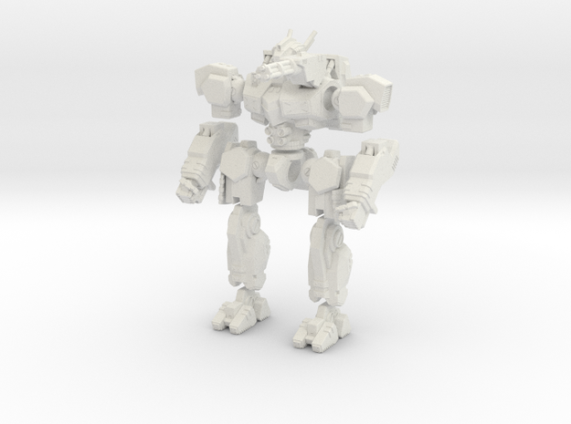 WHAM- King Sandman (1/285th) Multi-Part 3d printed