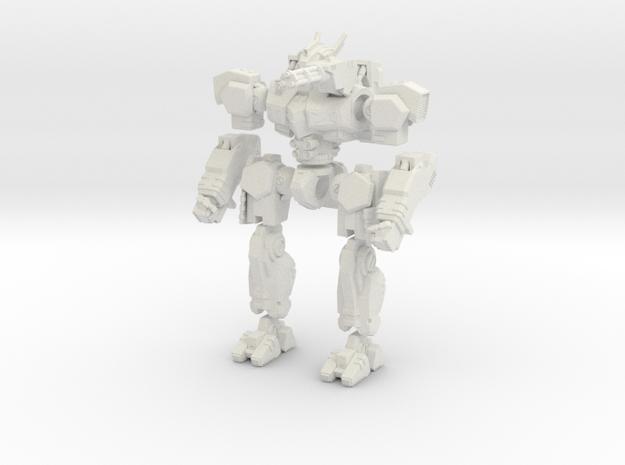 WHAM- King Sandman (1/285th) Multi-Part in White Strong & Flexible