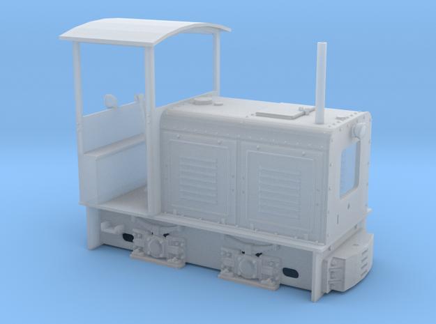 Feldbahn LKM Ns2  (Spur 0e/f) 1:45 3d printed