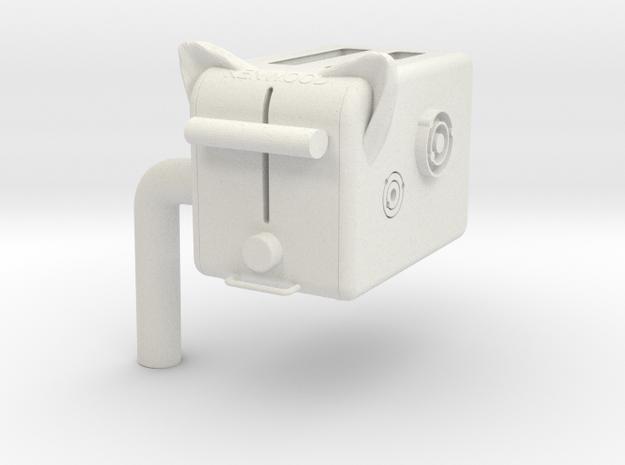 NyanToast 3d printed