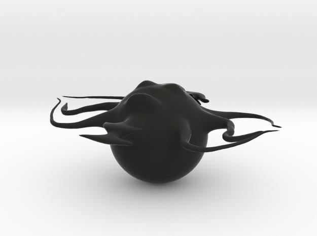 Szinezett medúza 3d printed